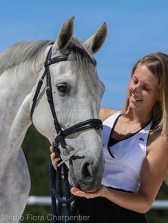 Shooting avec votre cheval