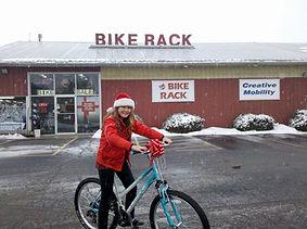 Riley in front of Bike Rack.jpg