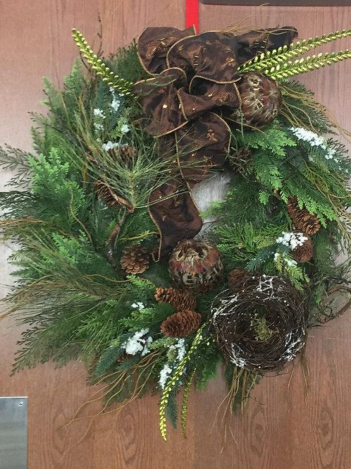 Design Essentials Holiday Wreath