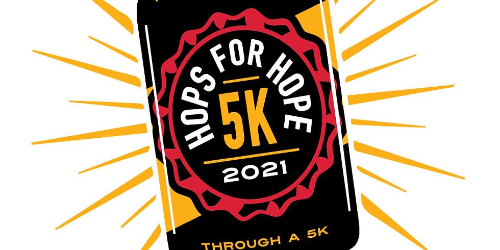 Hops for Hope 5K 2021