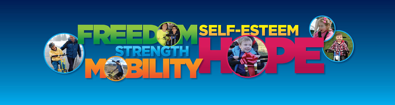 Project Mobility Freedom Self-Esteem Strength Mobility Hope
