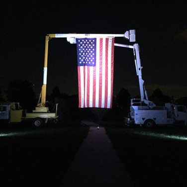 American Flag at Night.JPG