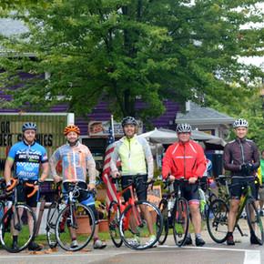 47 Mile Road Ride