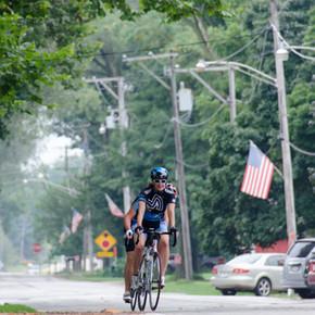 62 Mile Road Ride