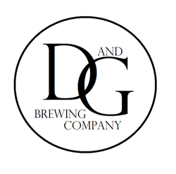 D and G Brewing Company Logo