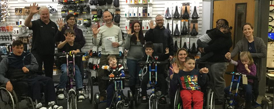 Happy Families at our Shop