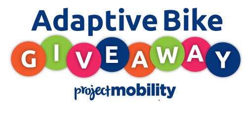 Adaptive Bike Giveaway logo no backgroun