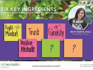 Blog series: Positive Attitude - Key ingredients for innovation