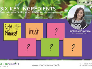 Blog series: Trust - Key ingredients for innovation