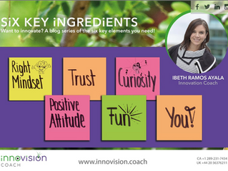 Blog series: YOU - Key ingredients for innovation