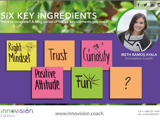 Blog series: Fun - Key ingredients for innovation