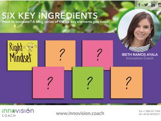 Blog series: Right mindset - Key ingredients for innovation
