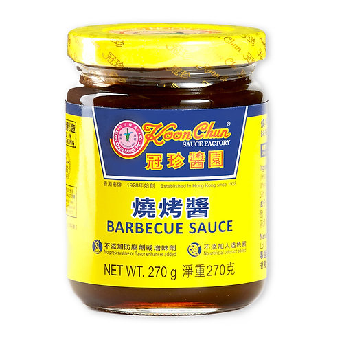 Barbecue Sauce, 270g