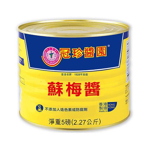Plum Sauce, 2.27kg