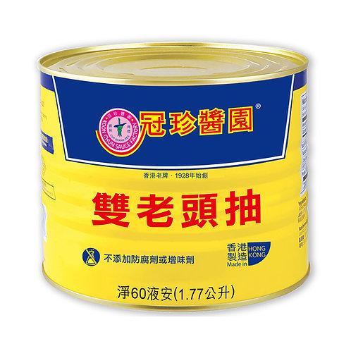 Double Black Soy Sauce,  1.77L