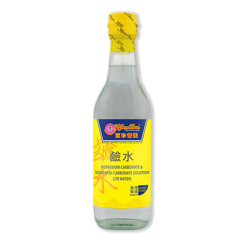 Lye Water, 500ml