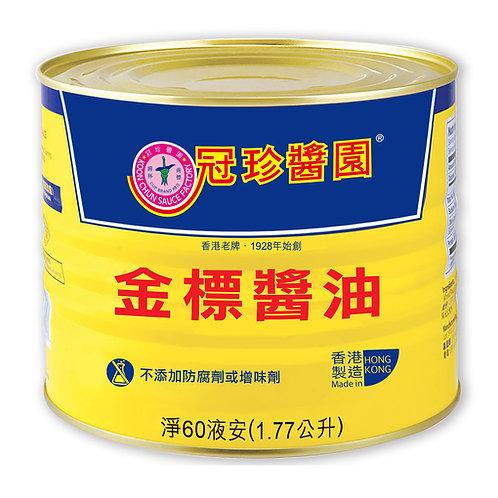 Gold Label Soy Sauce, 1.77L