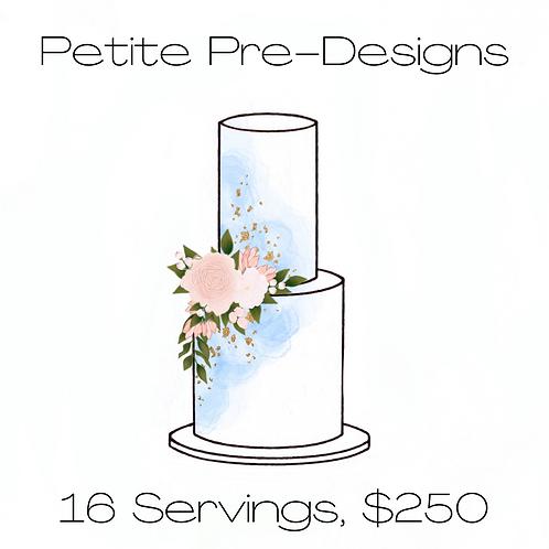 Petite Pre-Designs 16 Servings
