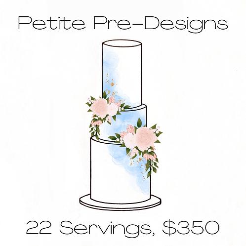 Petite Pre-Designs 22 Servings
