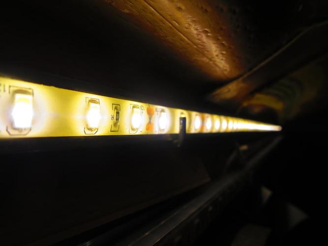 La barre LED magnétique