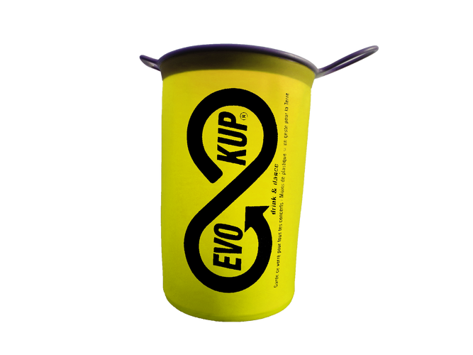 Evokup jaune