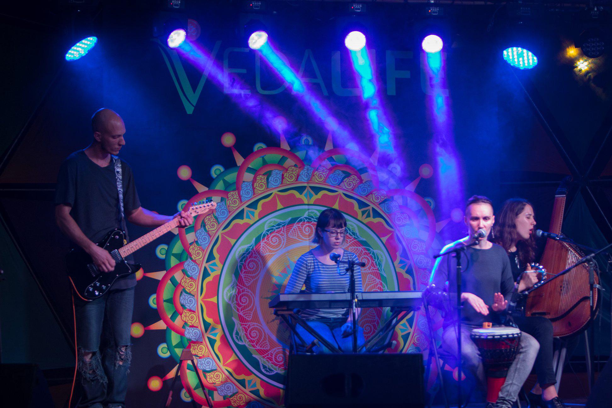 Фестиваль Vedalife