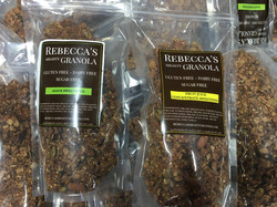 Rebecca's Mighty Granola