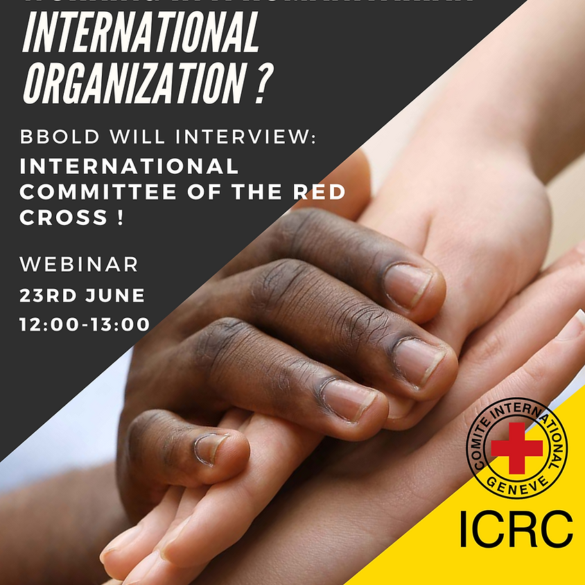 Q&A with ICRC HQ Talent Acquisition Officers!