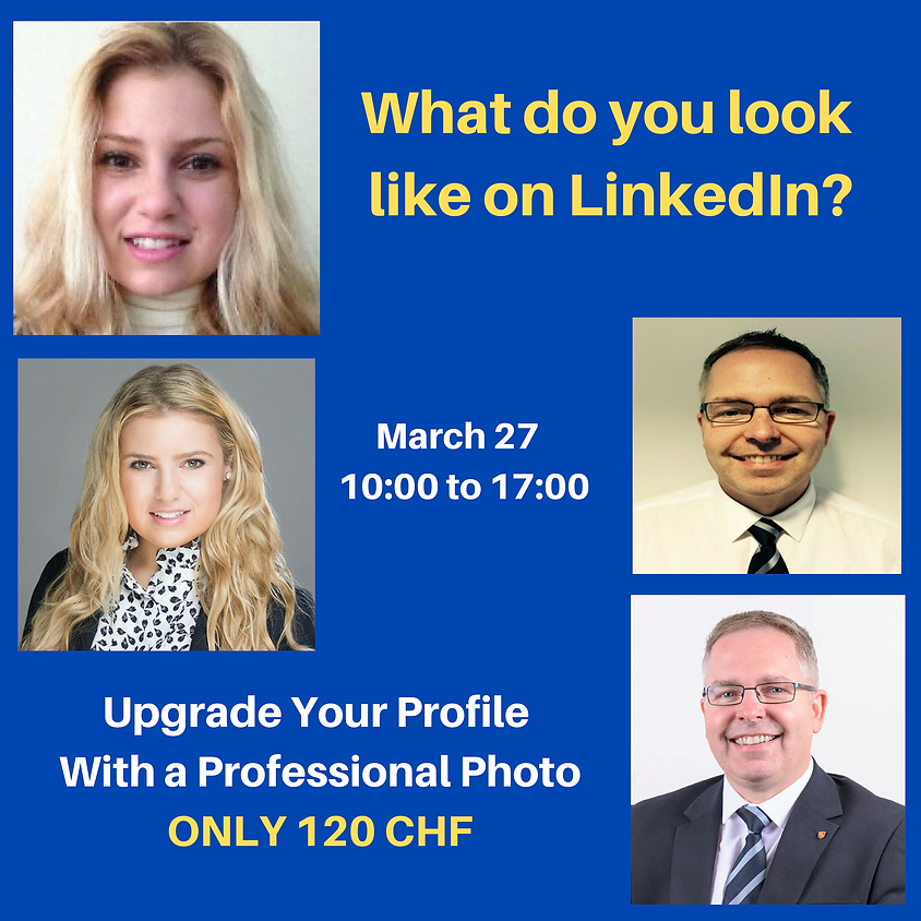LinkedIn Photoshoot