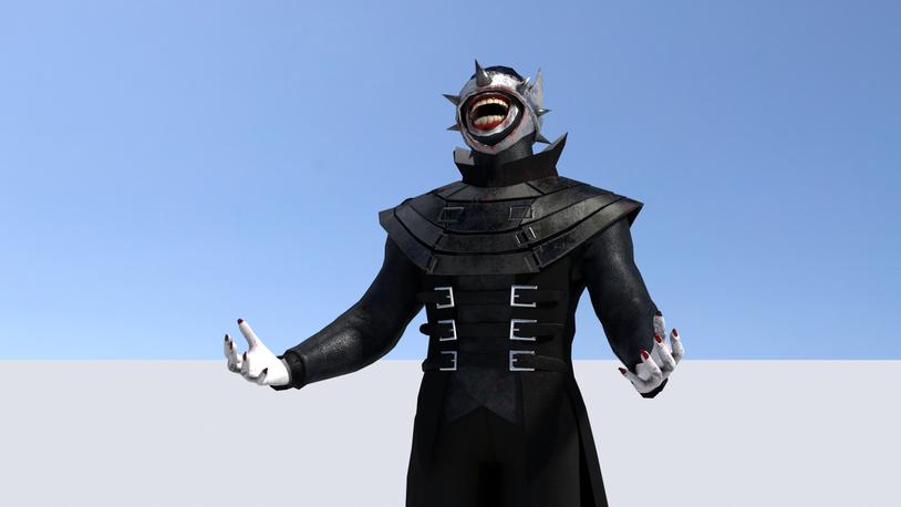 Batman_rigged_v020_RenderReady_TurnTable