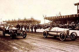 Duesenbergs-at1921-Le-Mans-French-Grand-
