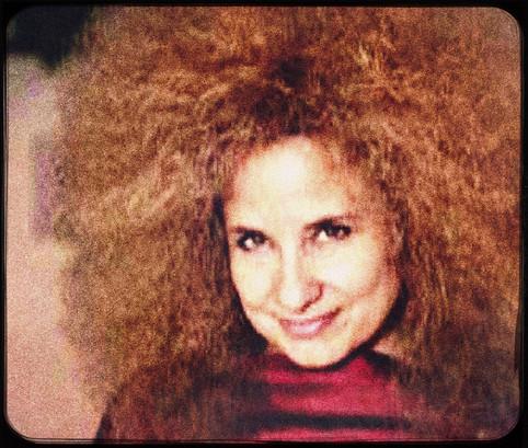 Maija Di Giorgio's real hair