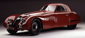 Alfa Romeo 8C Le Mans, Touring