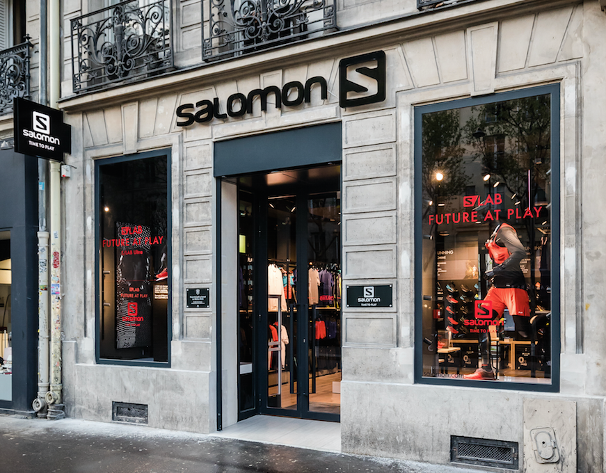 Salomon Store Paris