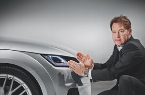 Audi design Dany Garand