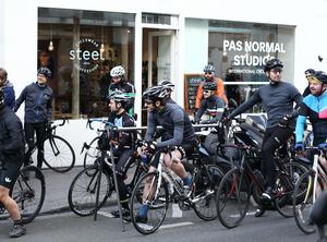 Steel Cyclewear & Coffeeshop Paris