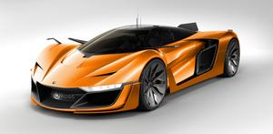 Aéro GT Bell & Ross Orange