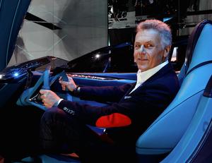 Thierry Métroz, Directeur du style DS Automobiles