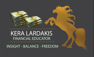 Financial Freedom comes to those who actively take control of their finances, NOW!