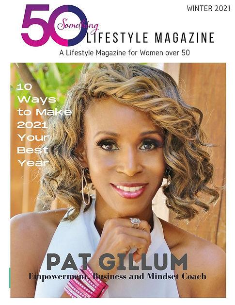 50something lifestyle magazine January.j