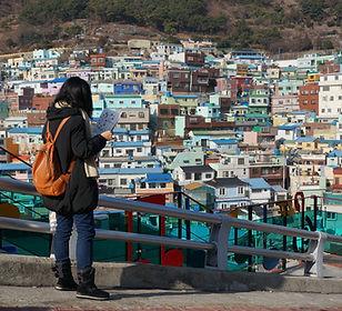 Trip to Busan in Korea