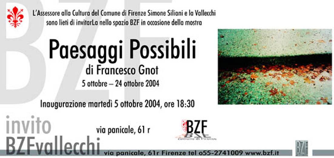 Francesco Gnot 2004
