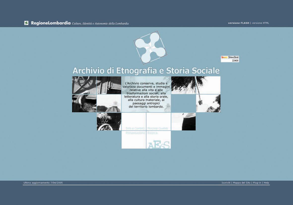 Etno - web