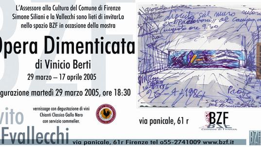 Vinicio Berti 2005