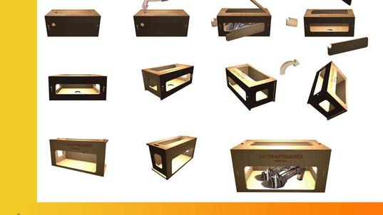 Rapisardi Box - 2012