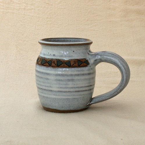 Cream Medium Mug