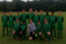 Boys U15 Greens