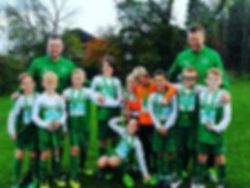 Boys U10 Greens