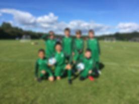 Boys U8 Reds