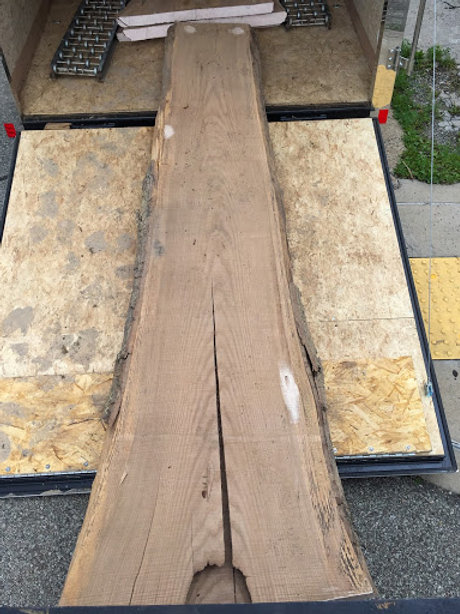 Pin Oak Slab